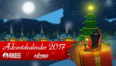 #Adventskalender: Nitro Concepts S300 Gaming-Stuhl #Gewinnspiel