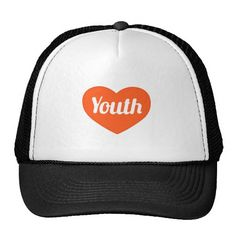 #Youth #Concept Graphic #Symbol Trucker #Hat from #zazzle and #dflcprints