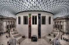 The British Museum is considered one of the world's greatest museums of human history and culture. Its permanent collection consists of eight million works, coming from all continents. It illustrates and documents the story of human culture from its beginnings to the present. Also, the place is absolutely humongous!