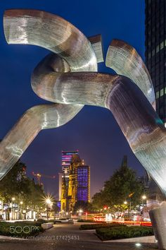 Berlin sculpture by jeckstadt. Please Like http://fb.me/go4photos and Follow @go4fotos Thank You. :-)