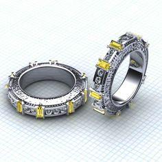 Paul Michael Design (not available yet), Stargate Rings