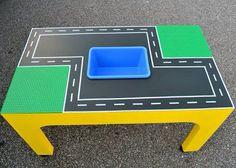 Lego tabletop