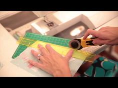 Paper Piecing Tutorial for beginners | Ellison Lane