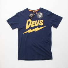 Deus Ex Machina Bolt T Shirt
