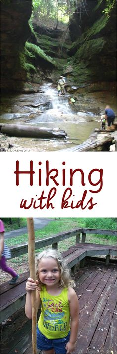Hiking with kids is a great way to have outdoor family fun. Everything you need to know for hiking with baby or hiking with toddlers too! Find it in this ultimate guide to hiking with kids. via @sweettmakes3