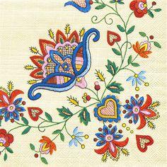 Fancy Folk Art...