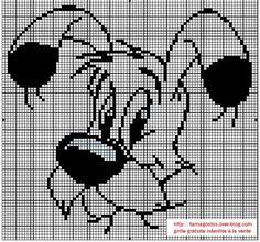 Bonjour tout le monde Ce matin, je me suis amusée à créer une grille d'Idéfix Si cette grille vous intéresse, n'hésitez pas à prendre contact avec moi. Je me ferai un plaisir de vous la faire parvenir. Si vous réalisez cette grille, pourriez vous me mettre...