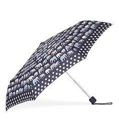 Pin for Later: All the Clothes and Accessories Every Elephant-Lover Needs Elephant-print umbrella Minilite Elephant Umbrella ($26)