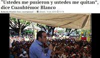 UPD Siglo XXI: Cuauhtémoc contra Graco: Análisis de Confianza Fun...