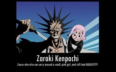 Zaraki Kenpachi