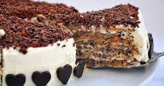 Нежный орехово-шоколадный торт по итальянскому рецепту. Просто беллиссимо