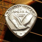 View Coin Guitar Picks by GuitarPickCollection on Etsy