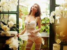 Yamamay Spring/Summer 2015 Lingerie Campaign