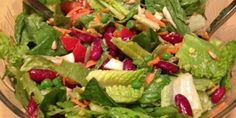 My Easy Hearty Stand-by Salad