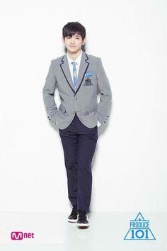 Lee Eui Woong   Yue Hua Entertainment   Produce 101 - Season 2