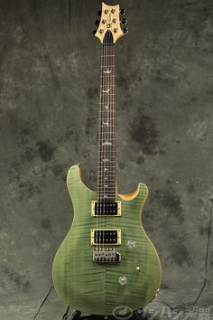 Paul Reed Smith SE CUSTOM 24/Trampas Green BV
