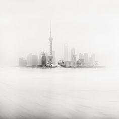 Josef Hoflehner, Shanghai Skyline - Shanghai, China, 2008
