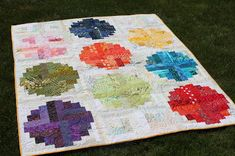 Quilting is more fun than Housework...: Scrap-A-Palooza! Quilt #16 Finish