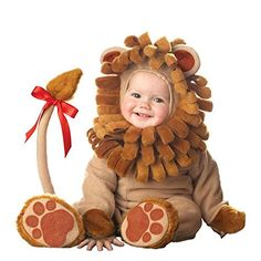 8 Kinds Animal Baby Costumes Halloween Costume Ideas For Toddler Girls & Boys For 7 - 24 Months(10-12 Months, Lion) -- Read more at the image link. (This is an affiliate link) #halloweencostume