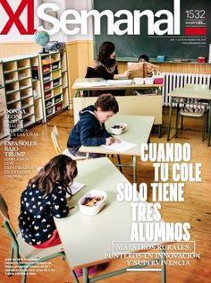 Los maestros rurales y las escuelas se han convertido en auténticos laboratorios de innovación. La provincia de Soria rivaliza con Finlandia.