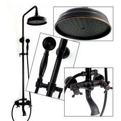 Not ebay...  Oil Rubbed Bronze Bathroom Rain Shower Sets OB-84-Wholesale Faucet