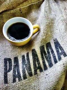 Panama Coffee... THE best coffee - grown in the Boquete and Volcan areas...www.insidepanamarealestate.com