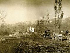 Iglesia de Los Dominicos de Las Condes en 1924 20Iglesiadelosdominicos1924robertgerstmann