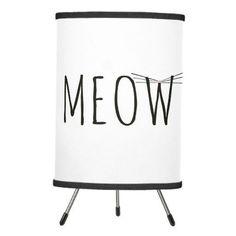 Lamp, Meow Design