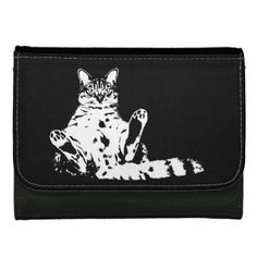 Shop Grumpy Cat with Attitude Wallet created by WillowsWhimsy. Personalize it with photos & text or purchase as is! Grumpy Cat, Wallets For Women, Attitude, Women Accessories, Cats, Funny, Stuff To Buy, Gatos, Kitty Cats