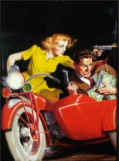 """NYAB Event - """"Pulp Art: The Robert Lesser Collection"""" Exhibition"""