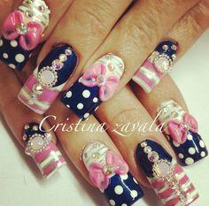 Lovely nail art