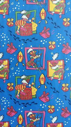Sinterklaas inpakpapier