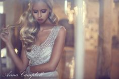 Anna Campbell Wedding Dress ForeverEntwined0001 / http://www.deerpearlflowers.com/anna-campbell-forever-entwined-wedding-dresses/