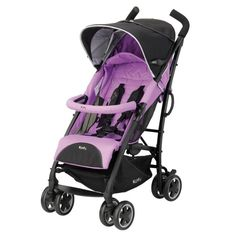Kiddy City n Move Stroller-Lavender (New 2015)  Description: The sporty design and the stylish colours turn trips with the city buggy Kiddy City?n Move into a real pleasure. Parents will be delighted about the easy handling, the high ride comfort, and skin-friendly soft handles. Toddlers will feel cosy and happy under the protective sunroof...   http://simplybaby.org.uk/kiddy-city-n-move-stroller-lavender-new-2015/