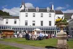 Wedding at Barony Castle Scotland