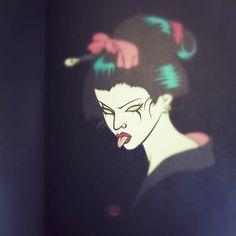 Tsubaki Anna art