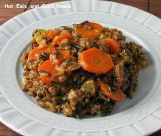 Minnesota Wild Rice Hotdish Recipe
