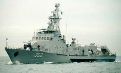 352 Al-Chihab (Corvette Djebel Chenoua class), Algerian Navy