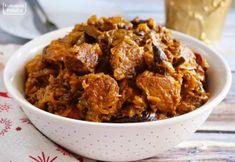 """Bigos """"Pan Tadeusz"""". Nie ma lepszego przepisu Polish Recipes, Wok, Stew, Curry, Food And Drink, Ethnic Recipes, Curries, Polish Food Recipes"""