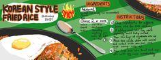 Korean Style Fried Rice (Kimchi Bokkembap) by Bokyung Woo
