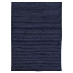 @Overstock - Add a vibrant touch to your indoor or outdoor space with this navy rug from Nautical. A braided design highlights this durable, fashionable rug.   http://www.overstock.com/Home-Garden/Nautical-Navy-Braided-Rug/7385968/product.html?CID=214117 $25.99