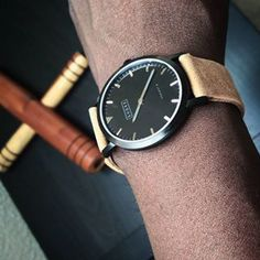 Been wanting a #shoreprojects watch for a while. This might well be the start of a new collection. #newwatch