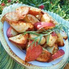 Pommes de terre au romarin @ allrecipes.fr
