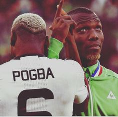 Pogba brothers Psg, Paul Pogba, Manchester United Football, Football Shoes, Soccer Games, Champions League, Football Players, Premier League, Demons