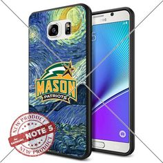 NEW George Mason Patriots Logo NCAA #1147 Samsung Note 5 Black Case Smartphone Case Cover Collector TPU Rubber original by ILHAN [Starry Night] ILHAN http://www.amazon.com/dp/B0188GQT7K/ref=cm_sw_r_pi_dp_gb0Lwb02PVD08