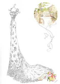 The most beautiful and unique wedding invitations, RSVP cards, and other wedding stationery available in Ireland, the UK and worldwide. Unique Wedding Invitations, Wedding Stationery, Ivory Wedding, Our Wedding, Wedding Dress Illustrations, 1st Anniversary Gifts, Dress Sketches, Wedding Flowers, Wedding Dresses