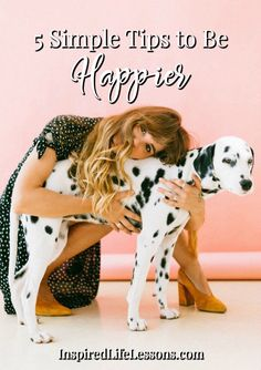 Start changing your life today with these 5 simple tips to be happier! These are easy ways you can start finding contentment right now! Irish Wolfhound Dogs, Burnout Recovery, Tips To Be Happy, Animal Help, When You Sleep, Wellness Fitness, Life Is Hard, Having A Bad Day, Be Kind To Yourself