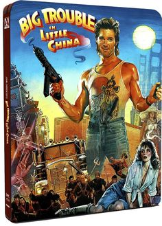 Film Review: Big Trouble in Little China (Arrow Video)