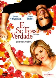 "Just Like Heaven based on the novel by Marc Levy, directed by Mark Waters, starring Reese Witherspoon and Mark Ruffalo. ""A lonely landscape architect falls for the spirit of the beautiful woman who used to live in his new apartment. Romantic Movie Scenes, Romantic Movies, Mark Ruffalo, Love Movie, Movie Tv, Bd Collection, Heaven Movie, Rent Movies, Just Like Heaven"