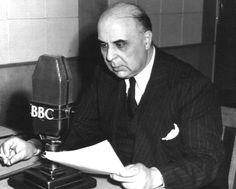Δήλωση του Γιώργου Σεφέρη κατά της δικτατορίας στο BBC στις 28 Μαρτίου του 1969.